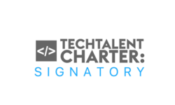 Tech Talent Charter signatory's logo